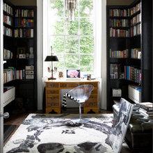 Фотография: Кабинет в стиле Эклектика, Декор интерьера, Декор дома – фото на InMyRoom.ru