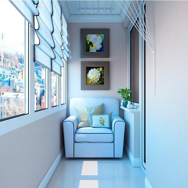 Фотография: Декор в стиле Прованс и Кантри, Балкон, Декор интерьера, Советы, идеи оформления балкона, как оформить балкон, освещение балкона, декор для балкона, полезные мелочи для балкона – фото на InMyRoom.ru