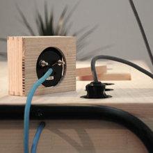 Фото из портфолио Unplugged. Офис, генерирующий энергию – фотографии дизайна интерьеров на INMYROOM