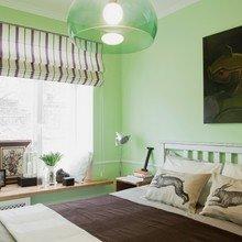 Фотография: Спальня в стиле Скандинавский, Современный, Декор интерьера, Декор дома, Картины – фото на InMyRoom.ru