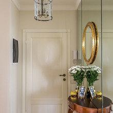 Фотография: Прихожая в стиле Кантри, Малогабаритная квартира, Квартира, Наталья Сытенкова – фото на InMyRoom.ru