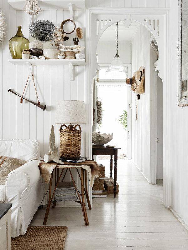 Фотография: Прихожая в стиле Кантри, Декор интерьера, Дом, Австралия, Дом и дача – фото на InMyRoom.ru