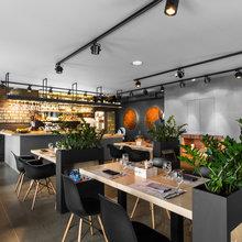 Фото из портфолио Рестораны – фотографии дизайна интерьеров на INMYROOM