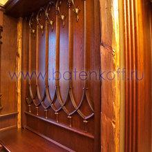 Фото из портфолио Дизайн прихожей в готическом стиле в Первоуральск. – фотографии дизайна интерьеров на INMYROOM