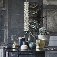 Фото из портфолио Оттенки матового олова и бронзы – фотографии дизайна интерьеров на INMYROOM