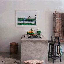 Фотография: Кухня и столовая в стиле Лофт, Декор интерьера, Дом, Праздник – фото на InMyRoom.ru