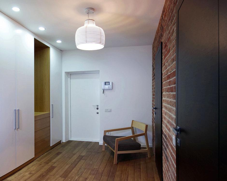 Фотография: Прихожая в стиле Лофт, Декор интерьера, Квартира, Дома и квартиры, Проект недели – фото на InMyRoom.ru