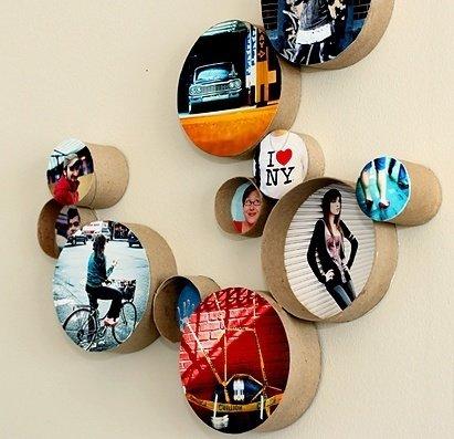 Фотография: Прочее в стиле Эклектика, Декор интерьера, DIY – фото на InMyRoom.ru