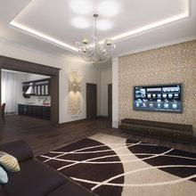 Фото из портфолио Дизайн проект жилого дома – фотографии дизайна интерьеров на InMyRoom.ru