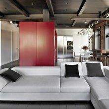 Фотография: Гостиная в стиле Лофт, Дизайн интерьера, Декор – фото на InMyRoom.ru
