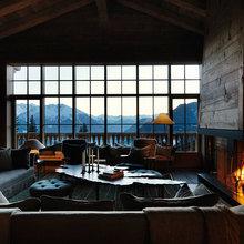 Фото из портфолио  ШАЛЕ : создай свой дом мечты в швейцарских Альпах – фотографии дизайна интерьеров на InMyRoom.ru