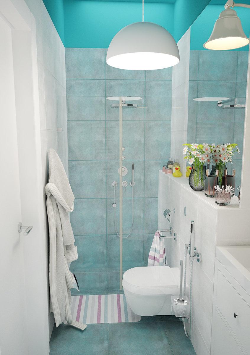 Фотография: Ванная в стиле Скандинавский, Квартира, Дома и квартиры, IKEA, Проект недели – фото на InMyRoom.ru