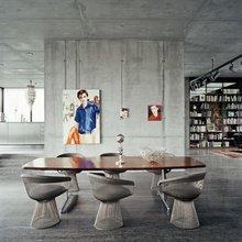 Фотография: Кухня и столовая в стиле Кантри, Лофт, Современный, Эклектика – фото на InMyRoom.ru