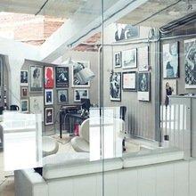 Фотография:  в стиле Кантри, Лофт, Современный, Офисное пространство, Индустрия, Люди – фото на InMyRoom.ru