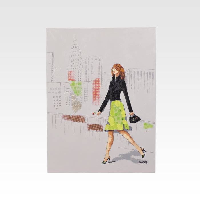 Картина New York story