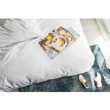 """Комплект постельного белья """"Завтрак"""" 200х220 перкаль"""
