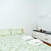 Фотография: Спальня в стиле Скандинавский, Современный, Квартира, Дома и квартиры, Барселона – фото на InMyRoom.ru