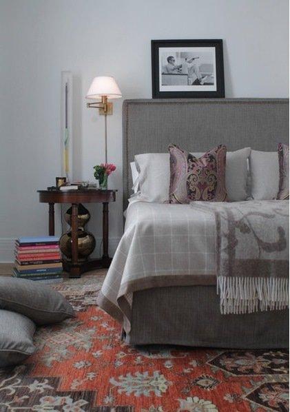 Фотография: Спальня в стиле Скандинавский, Дом, Дома и квартиры, Перепланировка, Переделка – фото на InMyRoom.ru