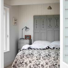 Фотография: Спальня в стиле Скандинавский, Эклектика, Дом, Дома и квартиры – фото на InMyRoom.ru