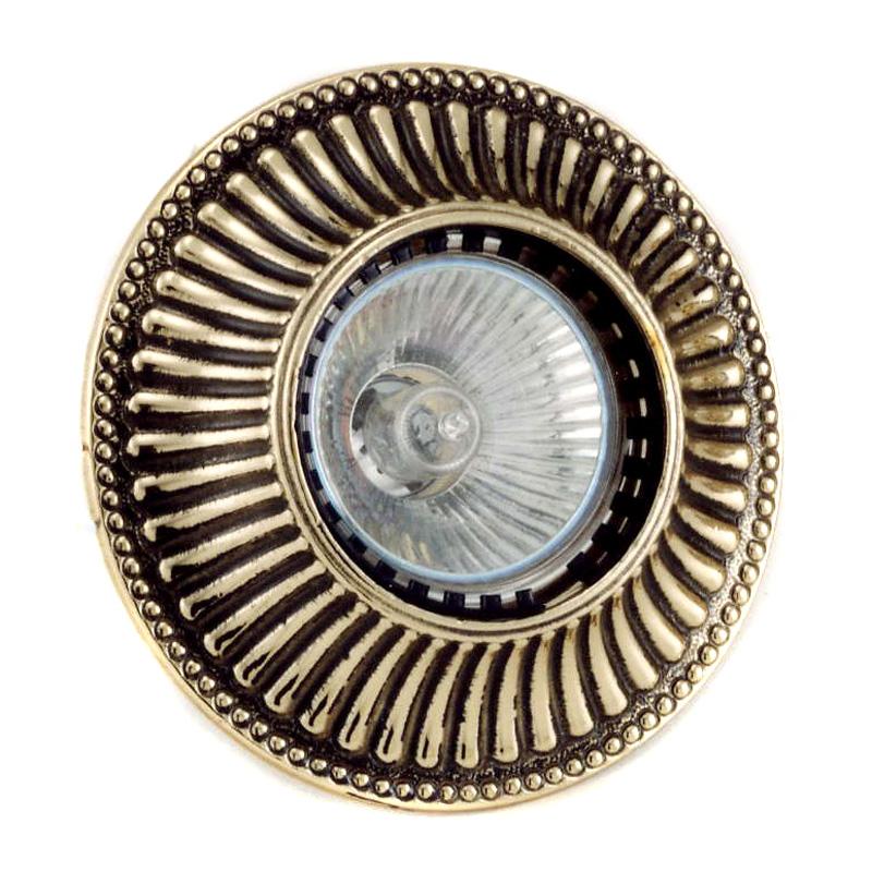 Купить Встраиваемый светильник Antonio Ciulli из металла золотого цвет, inmyroom, Италия