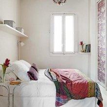 Фотография: Спальня в стиле Кантри, Скандинавский, Современный, Советы – фото на InMyRoom.ru
