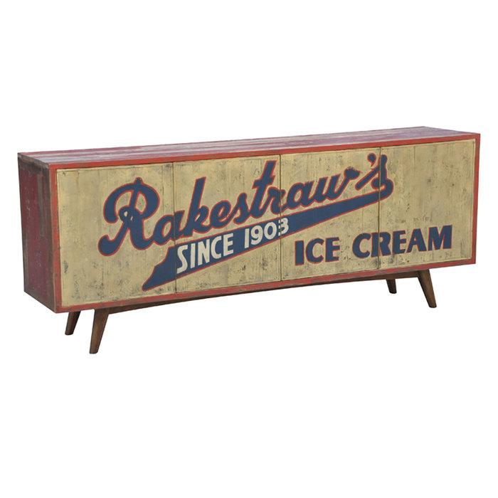 Консоль Ice Cream
