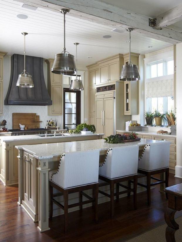 Фотография: Кухня и столовая, Прочее в стиле Прованс и Кантри, Интерьер комнат, Декор – фото на InMyRoom.ru