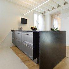 Фото из портфолио Профессиональная кухня из нержавеющей стали – фотографии дизайна интерьеров на INMYROOM