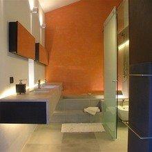 Фотография: Ванная в стиле Современный, Италия, Дома и квартиры, Городские места, Отель – фото на InMyRoom.ru