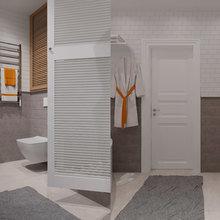 Фото из портфолио Квартира по ул. Аэродромная – фотографии дизайна интерьеров на INMYROOM