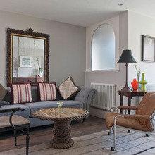 Фотография: Гостиная в стиле Кантри, Дом, Великобритания, Дома и квартиры – фото на InMyRoom.ru