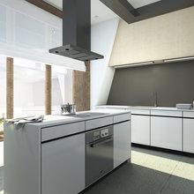 Фото из портфолио Проект апартаментов – фотографии дизайна интерьеров на InMyRoom.ru