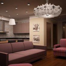 Фото из портфолио Квартира - СПб - ул. Кирочная – фотографии дизайна интерьеров на INMYROOM