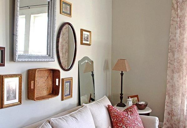 Фотография: Декор в стиле Прованс и Кантри, Декор интерьера, Дом, Мебель и свет, Полки, Лепнина – фото на InMyRoom.ru