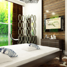 Фото из портфолио Дизайн проект квартиры г. Саров – фотографии дизайна интерьеров на INMYROOM