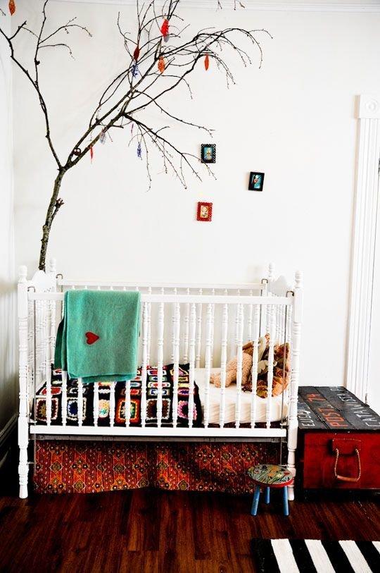 Фотография: Детская в стиле Прованс и Кантри, Декор интерьера, Интерьер комнат, Советы – фото на InMyRoom.ru
