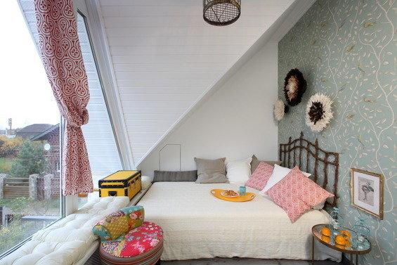 Фотография: Спальня в стиле Восточный, Эклектика, Декор интерьера, Дом, Eames, Ju-Ju, pottery barn, Дома и квартиры, IKEA, Zara Home, Maison & Objet, Женя Жданова – фото на InMyRoom.ru