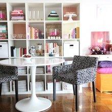 Фото из портфолио Девичья квартира с намёком на гламур – фотографии дизайна интерьеров на InMyRoom.ru