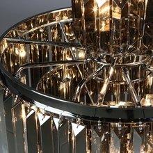 Подвесной светильник Pedestal с вставками из хрусталя