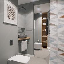 Фото из портфолио Квартира на ул. Игральная – фотографии дизайна интерьеров на INMYROOM