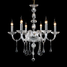 Подвесная люстра Osgona Crista  в виде свечей с подсвечниками
