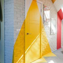 """Фото из портфолио """"Акварельная спальня"""" для прграммы """"Фазенда"""" – фотографии дизайна интерьеров на INMYROOM"""