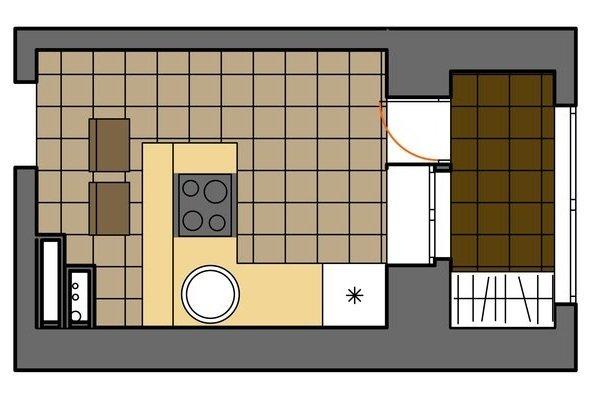 Фотография: Прочее в стиле , Малогабаритная квартира, Дома и квартиры – фото на InMyRoom.ru
