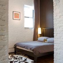 Фотография: Спальня в стиле Лофт, Скандинавский, Современный – фото на InMyRoom.ru