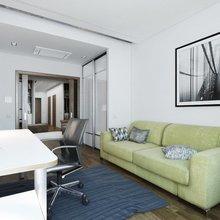 Фотография: Офис в стиле Современный, Декор интерьера, Квартира, BoConcept, Дома и квартиры, Проект недели, Ligne Roset – фото на InMyRoom.ru