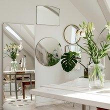 Фотография: Декор в стиле Скандинавский, Декор интерьера, Дом, Декор дома, Зеркало – фото на InMyRoom.ru