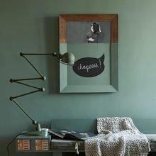 Фото из портфолио Декор стены : КРАСКИ и НАКЛЕЙКИ – фотографии дизайна интерьеров на InMyRoom.ru