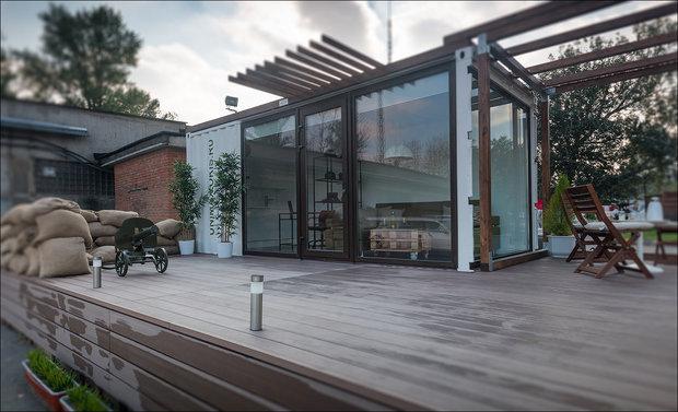 Фотография: Балкон, Терраса в стиле Современный, Дом, Дома и квартиры, IKEA – фото на InMyRoom.ru