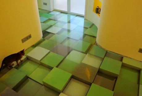 Наливные полы в квартире