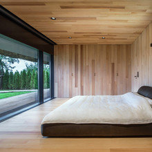 Фото из портфолио  Дом из стекла и камня в Болгарии – фотографии дизайна интерьеров на INMYROOM